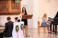 Hochzeitssängerin Nadine Stockmann