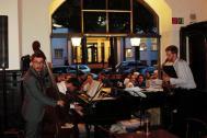 Goethe Street Quartet Auftritt Restaurant