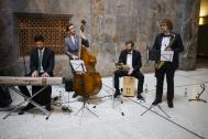 Goethe Street Quartet Bandfoto