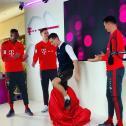 Florian Otto Video-Dreh mit FCB