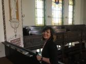 LYDIA in der Kirche