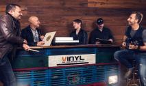 Vinyl Band Platte