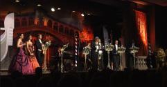 Gruppe Venezio auf der Bühne
