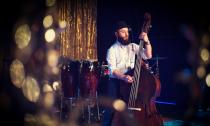 The Blue Berries Double Bass