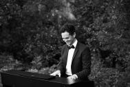 Roman Nagel am Piano