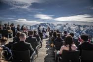 Dina Regniet Hochzeit in den Bergen