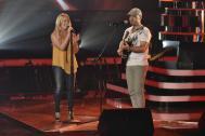 Andrea & Sebastian bei The Voice of Germany