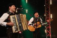 Südlife Duo auf der Bühne