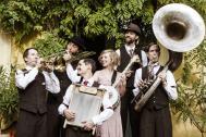 RUFUS TEMPLE ORCHESTRA Quintett Profilbild
