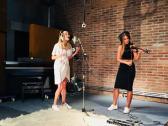Taluamsuic Duo im Studio