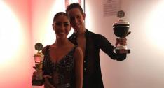 Chaska und Marc Pokal