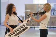 Jenny  Violinistin