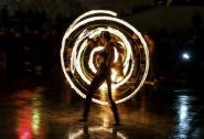 Hooperia - LED & Feuer Hoop Artistin