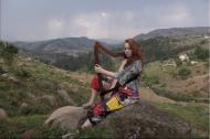 Mariele Harfe und Gesang