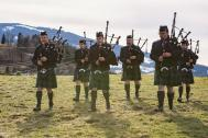 Dudelsack Band - Echte Pipe Band