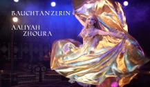 Aaliyah Zhoura Bauchtanz/Feuer/Samba