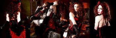 Orphelia de Winter Singer/ Burlesquedancer/ Walcakt/ Conférencière/ Model
