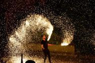 Magicum-Ignis Feuershow