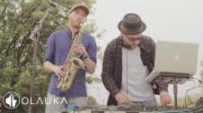 Olauka  (DJ + Saxophon + Vocals)