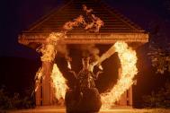 LuxArt - Performancekunst & Feuertanz