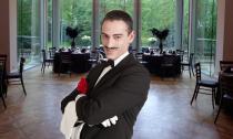 Der Spaßkellner Luigi Peperoni