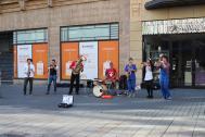 HOT STAFF Brass Band