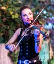 #Ma*Ke//Art - Violinen-Feuer-Lichtshow