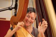 Harfenistin - Barbara Regnat