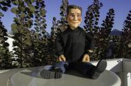 Puppen-Gaudi mit der Bauchrednerin Christel