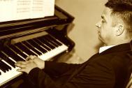 Pianist Alexander Schulze