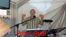 Ein-Mann-Band RUDI