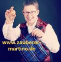 Zauberkünstler Martino