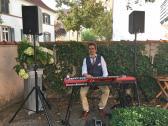 Pianist Alexander Nagel aus Karlsruhe
