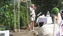 Uta Proschka - Rednerin und Sängerin