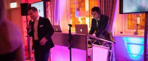 DJ + Sänger