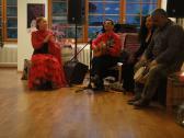"Flamencogruppe "" Dulceamargo"" und Flamencita Tanzstudio"