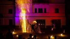 LOOOOP - Feuer & Licht