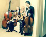 Streichquartett Blue Velvet