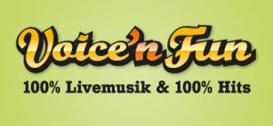 Voice'n Fun - Hochzeitsband und Liveband aus Thüringen
