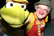 Musik und Clownerie: Clown Pipinelli