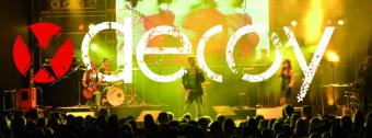 Decoy - Your Party Cover-Band - Charts, Pop, Rock, Disco