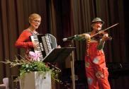 Clown Pipinelli und Frau Knötzele