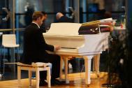Pianist Johannes Poerschke