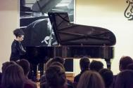 Inna Grube- Piano, DJ, Gesang
