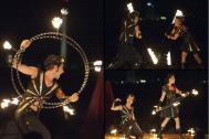 In Love With Fire  - Feuer, Licht & Walkacts