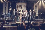James Torto & friends
