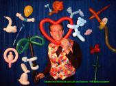 Zauberer + Ballonkünstler MAGIC THOMAS Stuttgart Ludwigsburg + weitere Orte