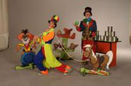 Kinderpartyspaß - Unterhaltung für Kinder