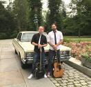 Jason Foley and Johnny Spring