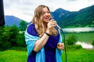 Sängerin Mièl